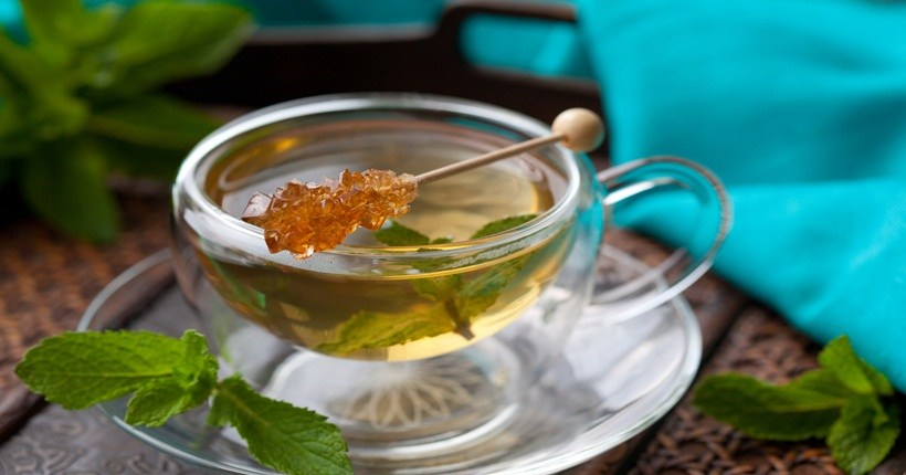 làm đẹp với trà xanh