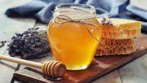 làm trắng da từ mật ong