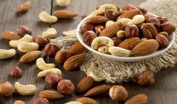 Các loại hạt giảm cân