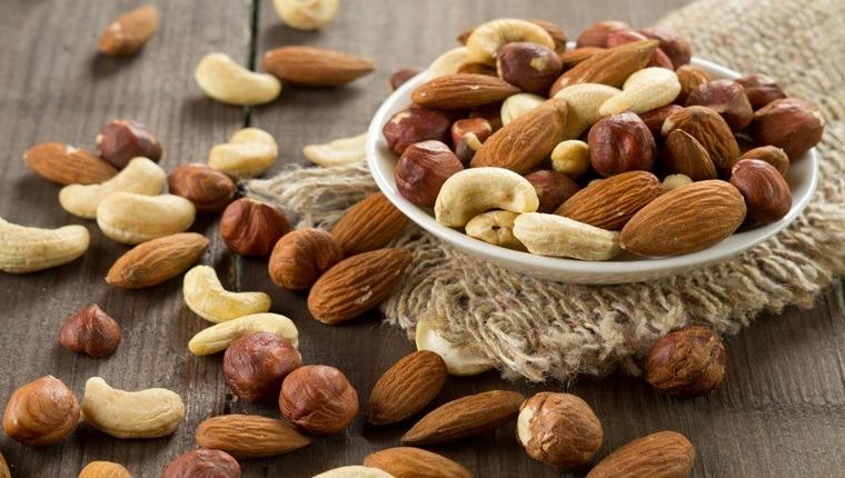 Không lo béo phì nhờ các loại hạt giảm cân an toàn hiệu quả