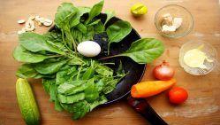 Giá trị dinh dưỡng của rau chân vịt