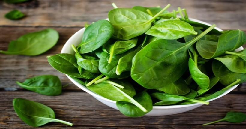 Giá trị dinh dưỡng của rau chân vịt mang lại cho sức khỏe