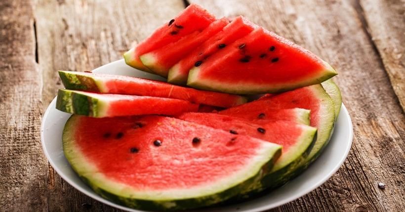 Thải độc cơ thể bằng dưa hấu