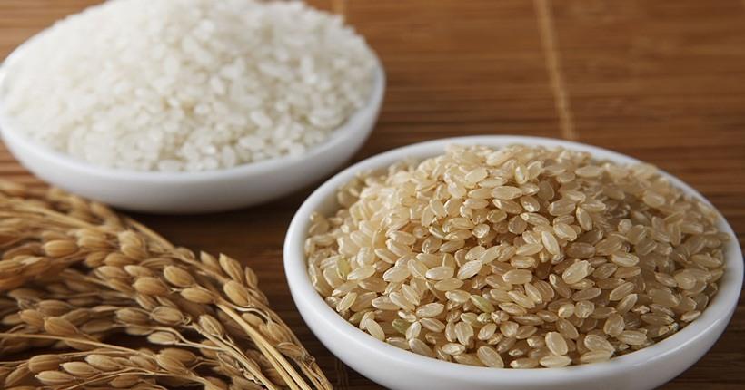 Giảm cân bằng sữa gạo lứt