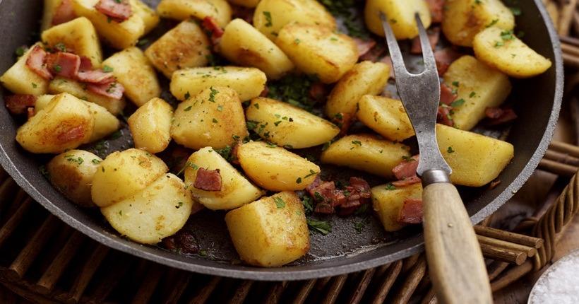 Thực đơn giảm cân bằng khoai tây
