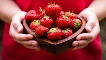 Lợi ích của dâu tây