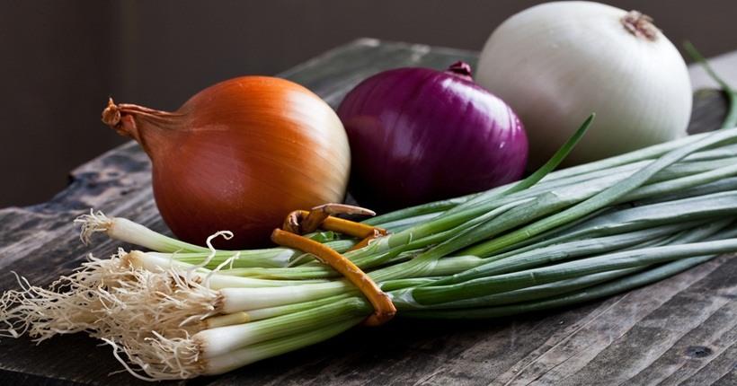 Giá trị dinh dưỡng của hành tây