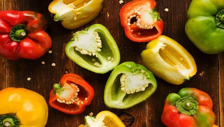 9 lợi ích của ớt chuông mang đến cho sức khỏe của bạn