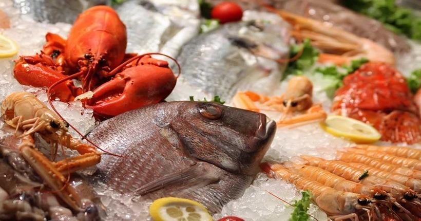 Không nên ăn sống hải sản