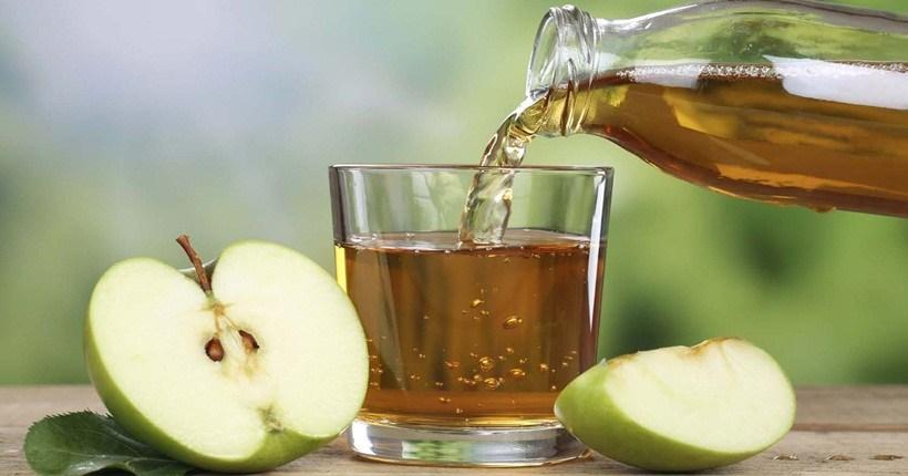 Nước ép trái cây giảm mỡ bụng bằng táo