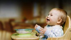 Các loại rau cho trẻ ăn dặm