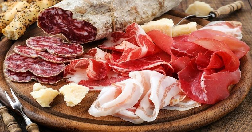 Thịt và gan động vật