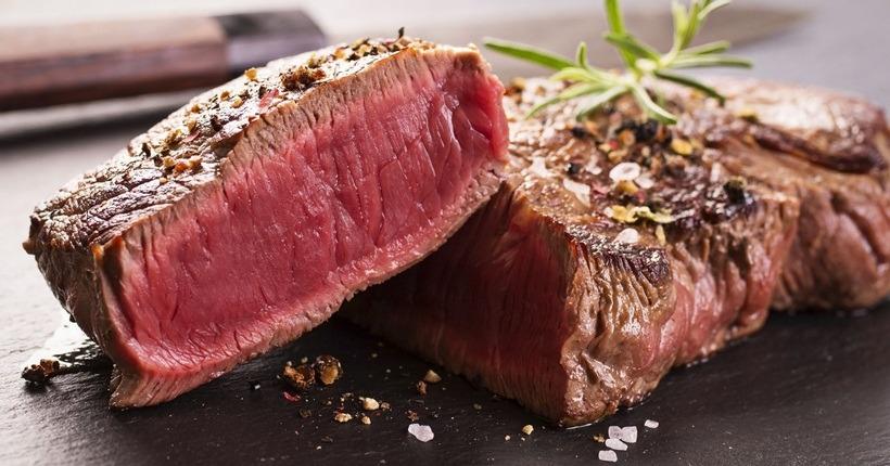 Thức ăn giàu kẽm cho đàn ông với thịt bò