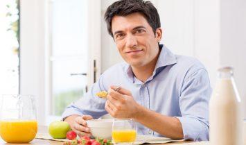 Thức ăn giàu kẽm cho đàn ông