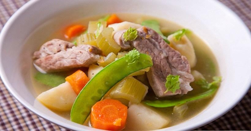 Thức ăn cho nam giới hiếm muộn – món ăn từ đuôi heo