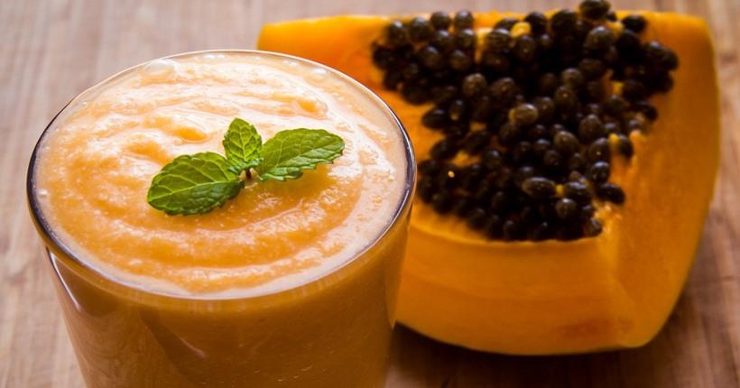 Đu đủ - thực phẩm chữa bệnh dạ dày mãn tính