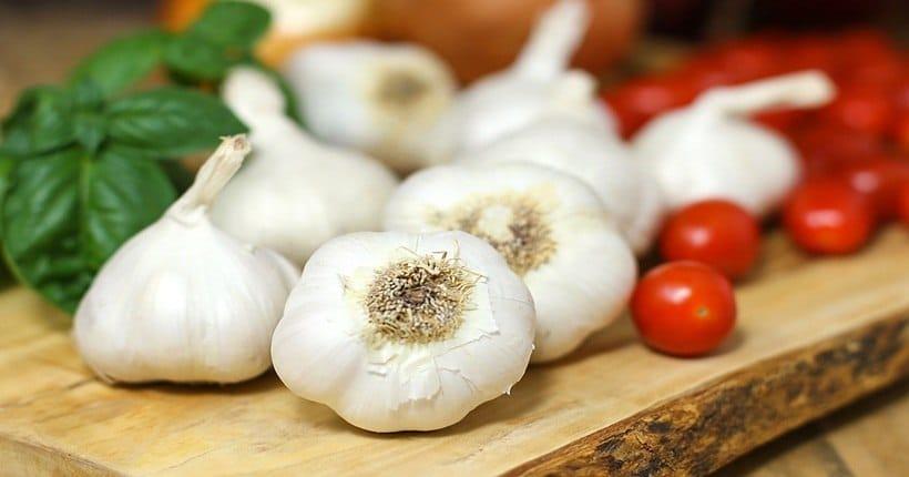 Tỏi – thực phẩm phòng chống ung thư máu hiệu quả