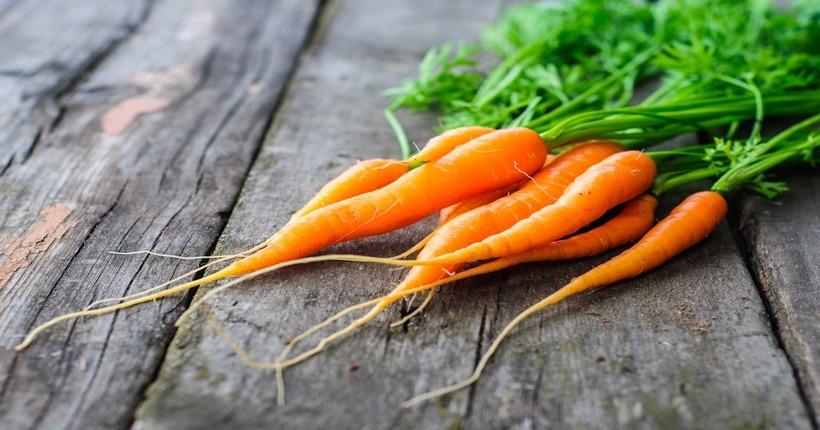 Cà rốt – thực phẩm chống ung thư máu cần bổ sung