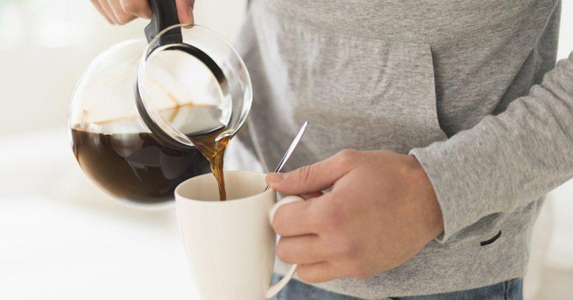 Cà phê - Thực phẩm có hại cho nam giới