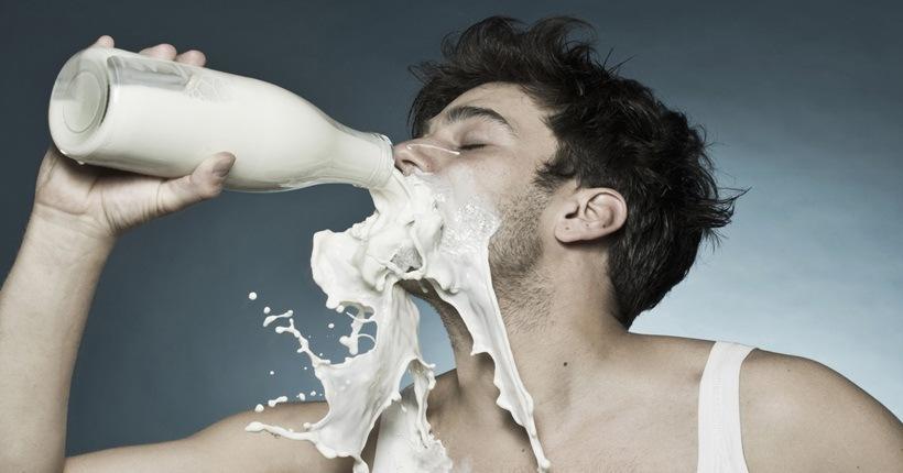 Sữa - Thực phẩm có hại cho nam giới