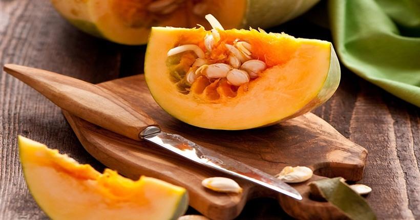 Bí đỏ thực phẩm tốt cho bệnh gout