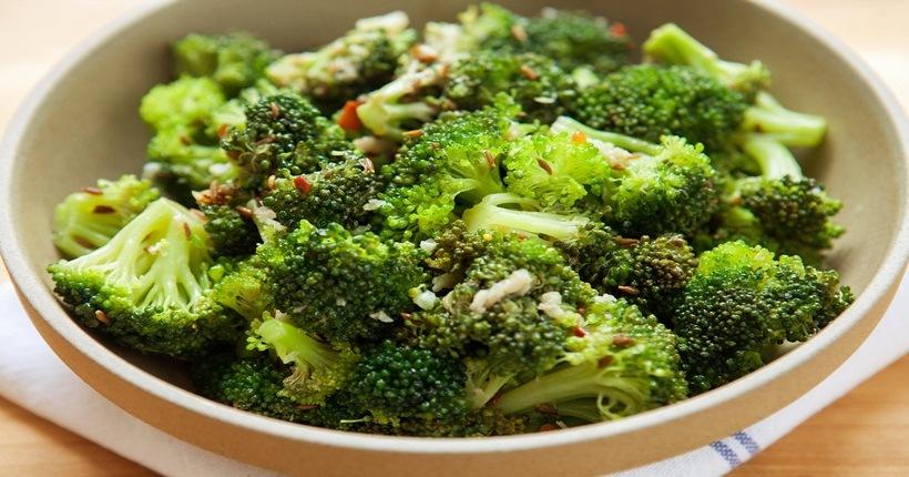 Thực phẩm tốt cho mắt cận – Bông cải xanh
