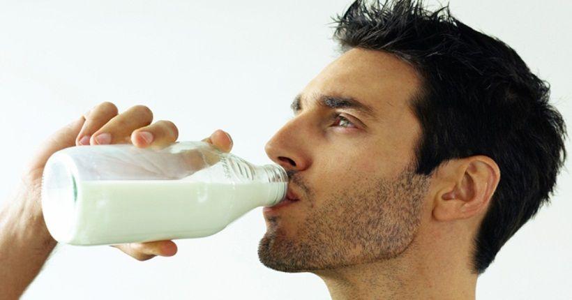 Nam giới không nên uống đậu nành