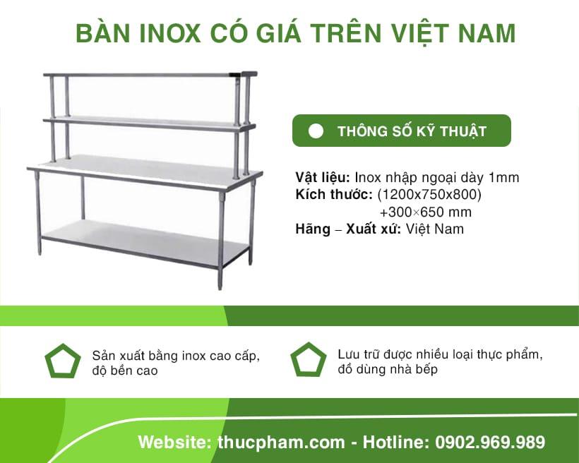 ban-inox-co-gia-tren-viet-nam