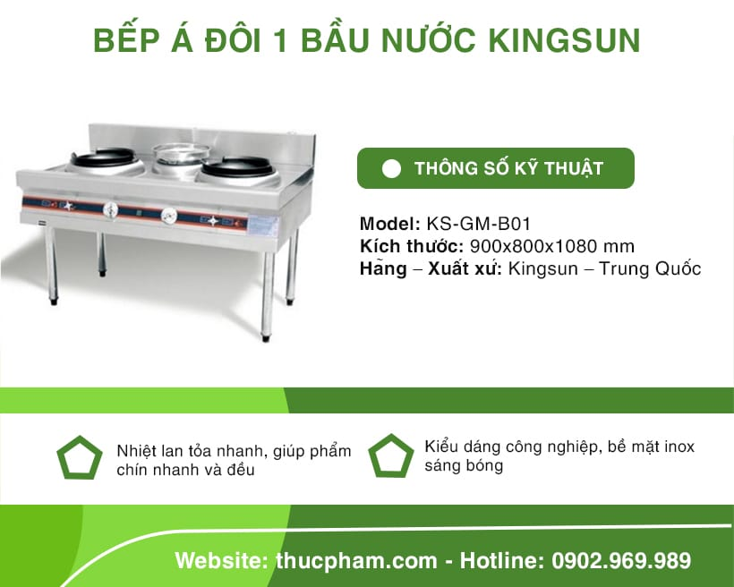 bep-a-doi-1-bau-nuoc-kingsun