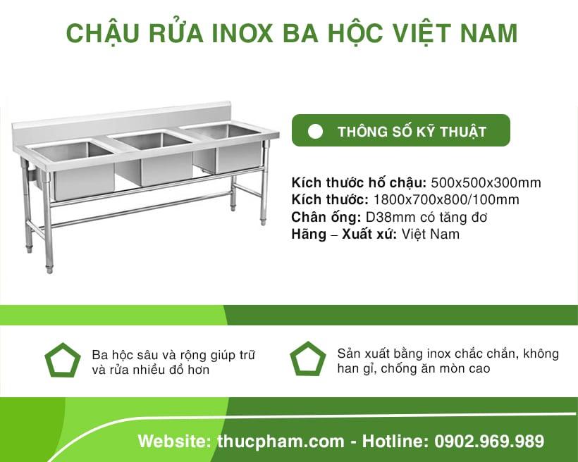 chau-rua-ba-hoc-viet-nam