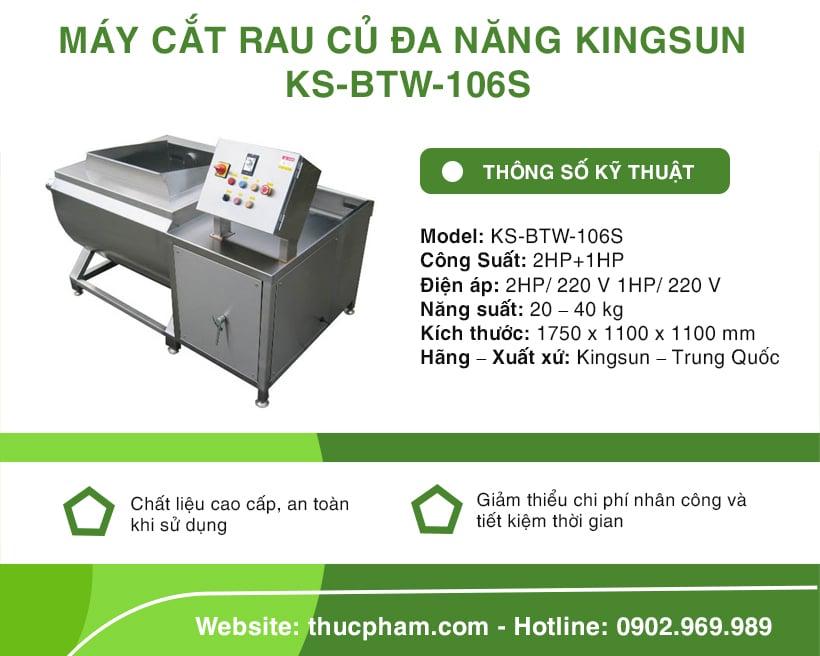 may-cat-rau-cu-da-nang-kingsun-ks-btw-106s