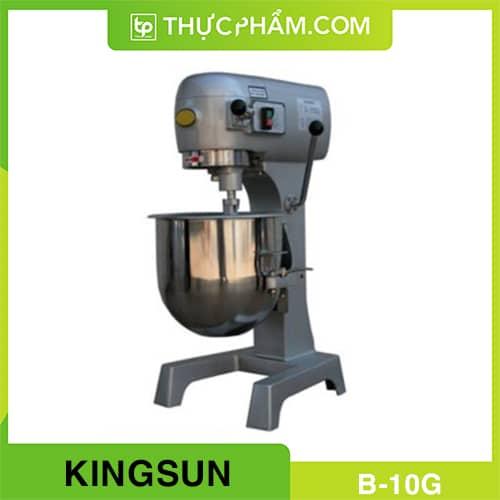 may-danh-kem-10l-kingsun