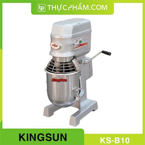 may-danh-trung-10l-kingsun