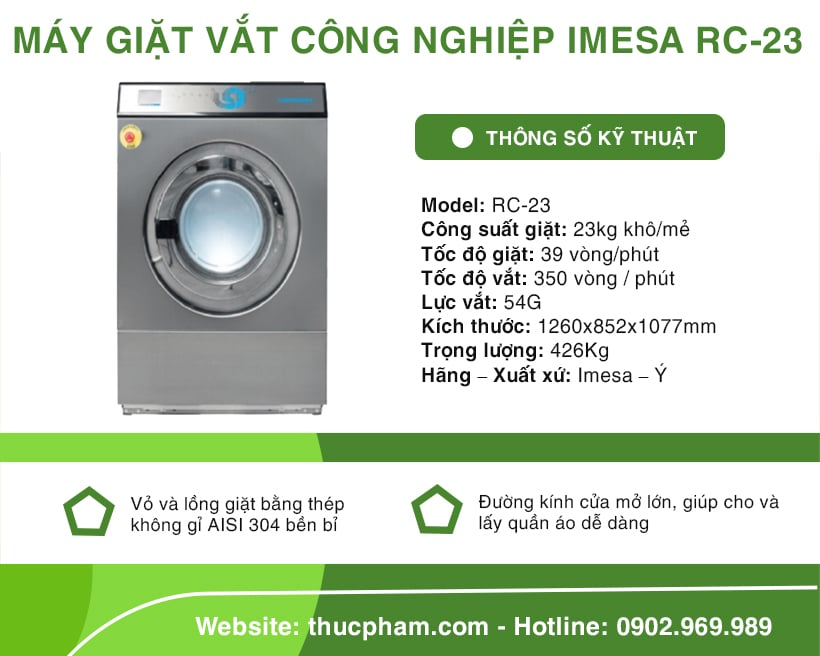 may-giat-vat-cong-nghiep-imesa-rc-23