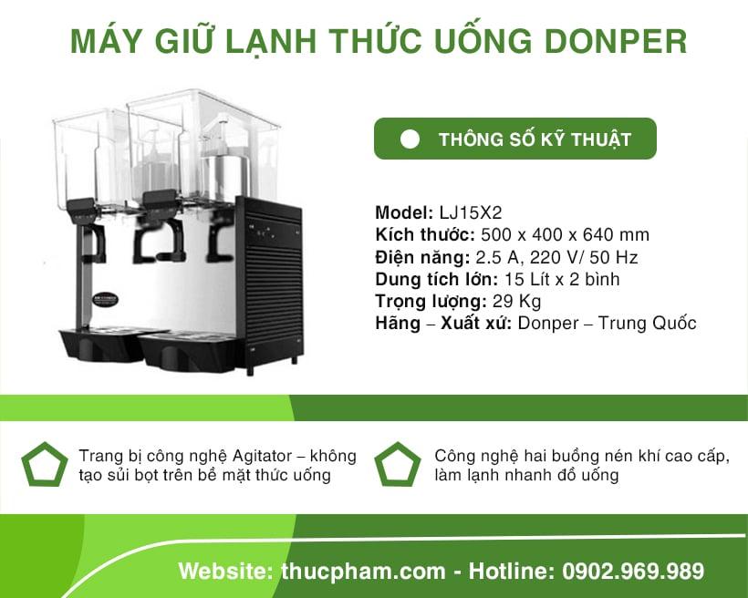 may-giu-lanh-thuc-uong-donper-lj15x2-banner