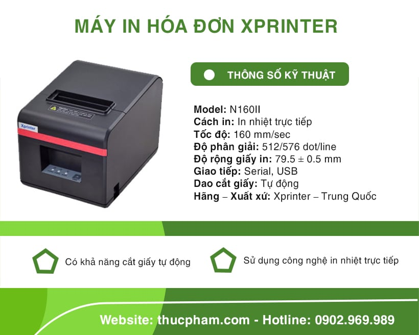 may-in-hoa-don-xprinter-n160ii