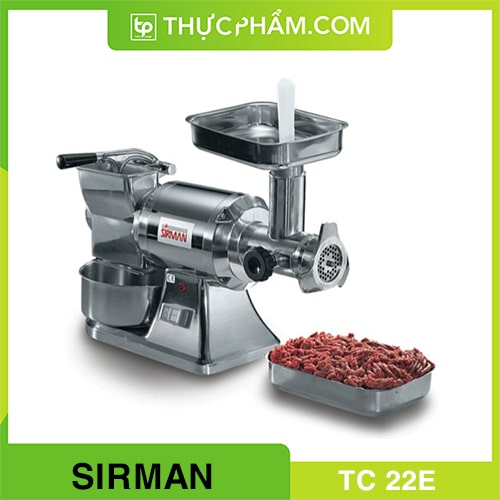 may-xay-thit-cong-nghiep-sirman-tc-22e