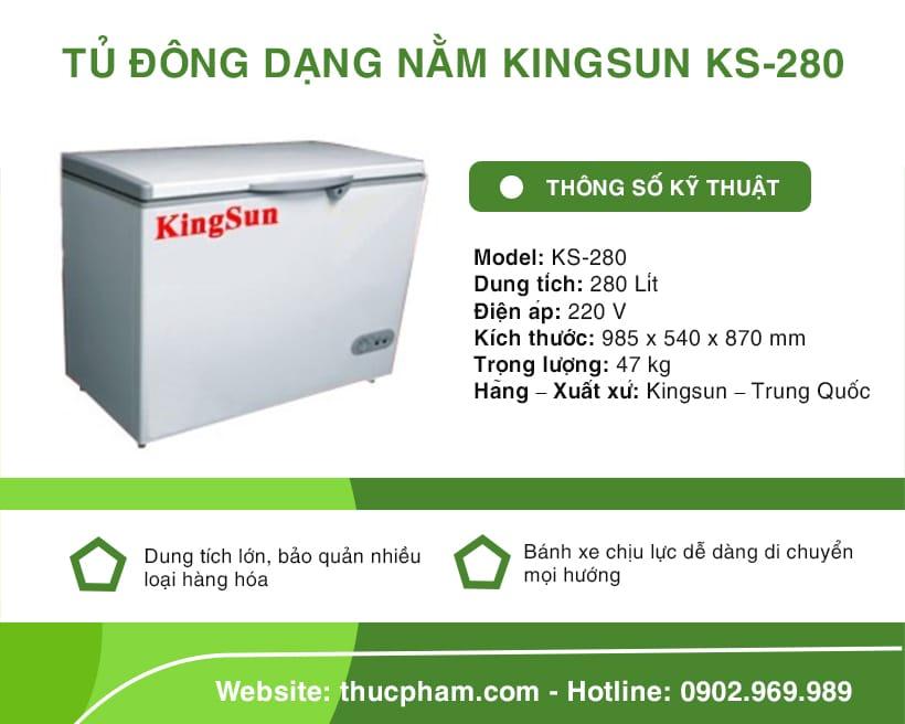 tu-dong-dang-nam-kingsun-ks-280