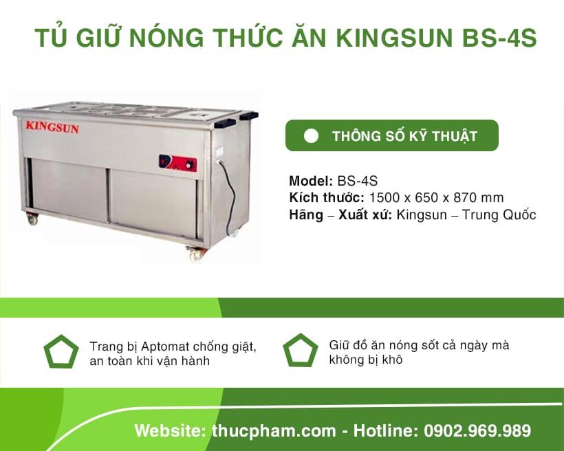 tu-giu-nong-thuc-an-kingsun-bs-4s
