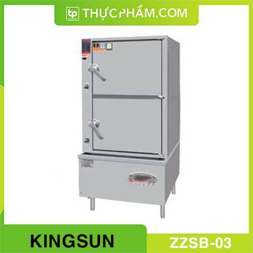 Tủ Hấp 2 Cửa Dùng Điện Kingsun ZZSB-03