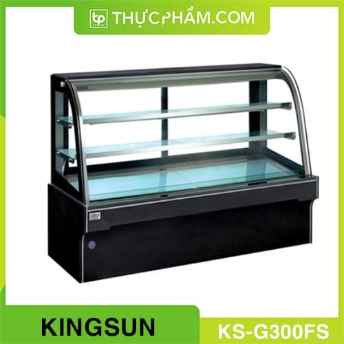 tu-trung-bay-banh-kingsun-ks-g300fs