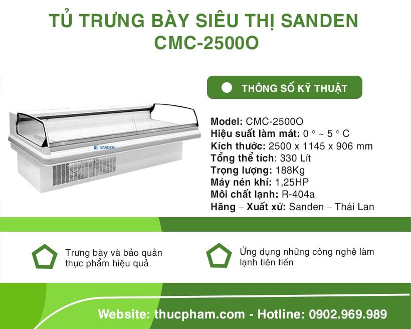 tu-trung-bay-sieu-thi-sanden-cmc-2500o
