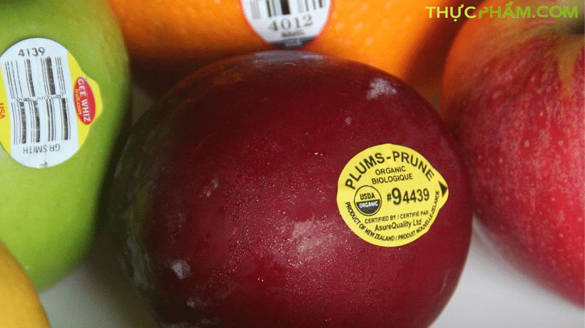 mua thực phẩm nhập khẩu trái cây