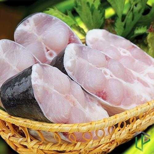 Cá Basa cắt khúc (1kg/túi)
