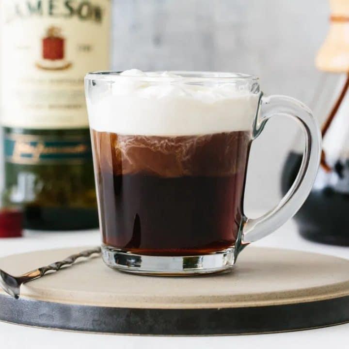 Irish Coffee: Công thức & cách làm