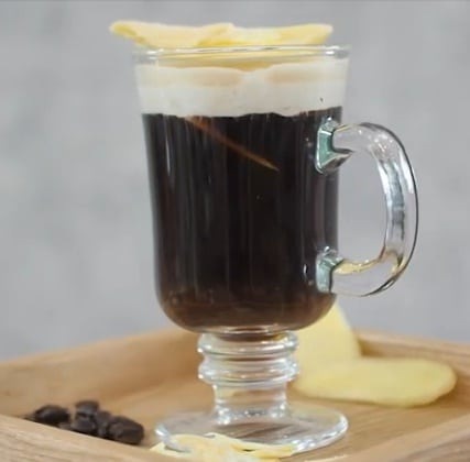 cafe foam gung 1