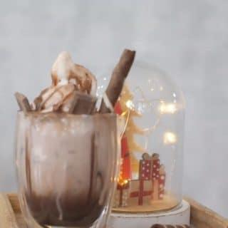 chocolate kem tươi
