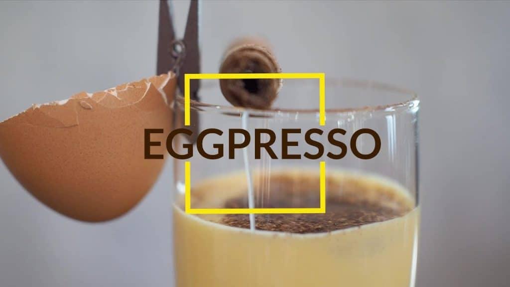 cách pha eggpresso