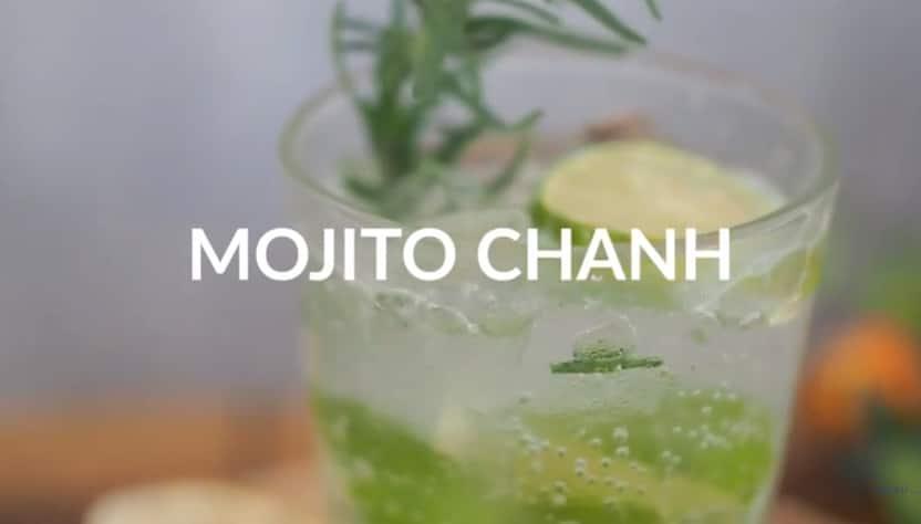 mojito chanh