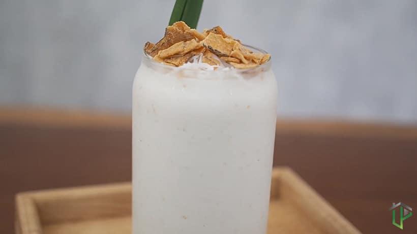 Sinh Tố Dừa